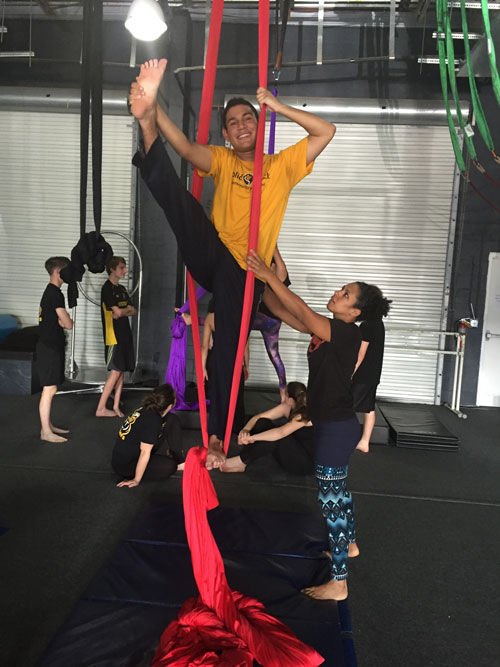 Dance And Circus Arts Solid Rock Community School